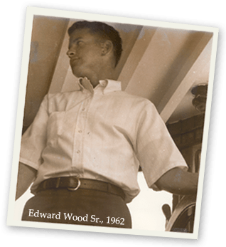 Edward Wood Sr., 1962
