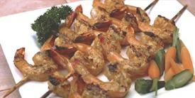 shrimp tandori
